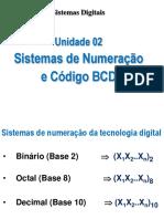 SD_aula2_Sistemas de Numeração e BCD