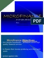 Micro Finance Presentation