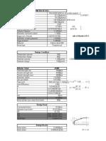 Dillution Tank Design