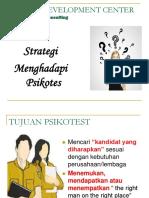 MATERI MENGHADAPI PSIKOTEST 2012.ppt
