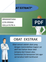 Obat Extract