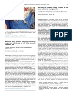 Pathologic Femur Fractures Following Limb-salvage