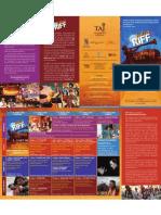 Jodhpur RIFF '09_Full Schedule