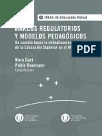 Marcos Regulatorios y Modelos Pedagogicos-Baumann Dari