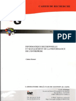 informatique décisionnel et management