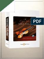 Chris Hein Solo Strings Manual - EN