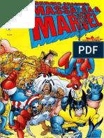 Aragonés Massacra a Marvel