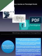 Metodología en Psicologia Social