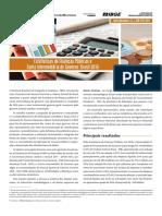 Estatísticas de Finanças Públicas e Conta Intermediária de Governo 2016