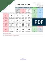 Kalender Masehi 2020_2