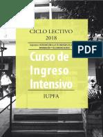 Cuadernillo TICs IUPFA2018