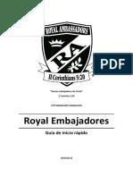 RA Guía de Inicio Rápido Español