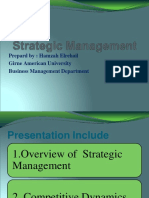 Business Policy and Strategy 7