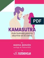 Kamasutra Guia Ilustrada Para No Aburrirse en La Cama 2017