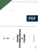 Planejamento Como Processo Educativo