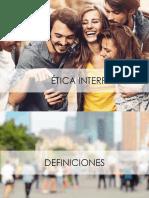 Presentación Ética Interpersonal