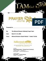 WMN-PrayerJournal