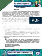 Evidencia 4 Cuestionario Analisis DOFA