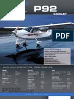 P92 Eaglet