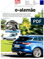 "RENAULT MÉGANE SPORT TOURER TCe 140 NA ""AUTO FOCO"""