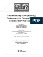 Understanding and Optimizing EMC in SMPS_TI App Note
