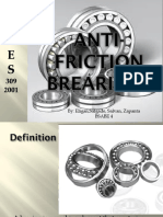 Anti Friction Bearings