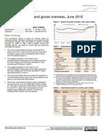 Exportaciones Queensland Exports Qld Goods Overseas 201806