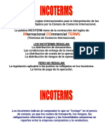 4.- Incoterms