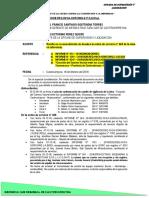 Informe n° 41 MONITOREO ARQUEOLOGICO