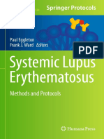 Systemic Lupus Erythematosus Methods and Protocols – 1st Edition