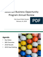 Small Business Opportunity 2018 review