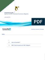 Presentación EMX. Apertura de SAP a Sistemas Ecommerce (Magento).pdf