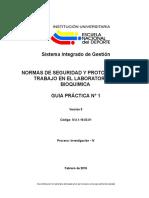 IV.4,1.19.03.01 NORMAS DE SEGURIDAD Y PROTOCOLOS DE TRABAJO EN EL LAB BIOQUIMICA.doc