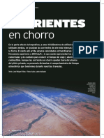 Corrientes en Chorro