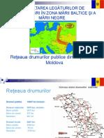 Retea Drumuri Moldova