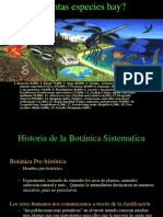 Historia de La Botanica Sistematica2019