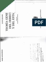 Teoría General del Derecho y del Estado, Hans Kelsen
