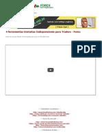 4 Ferramentas Gratuitas Indispensáveis Para Traders - Forex _ Forex Sem Enganações