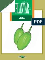 JILÓ - Coleção Plantar - EMBRAPA (Iuri Carvalho Agrônomo)