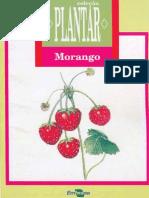 MORANGO - Coleção Plantar - EMBRAPA (Iuri Carvalho Agrônomo)