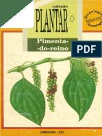 PÊSSEGO - Coleção Plantar - EMBRAPA (Iuri Carvalho Agrônomo)