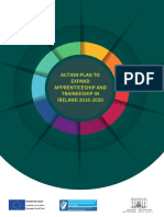 Action Plan Expand Apprenticeship Traineeship in Ireland 2016 2020