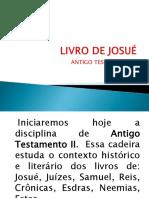 Livro de Josué