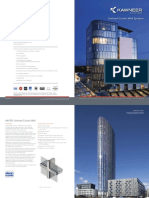 Kawneer - Unitised Curtain Wall Brochure February 2017