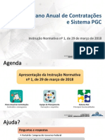 Sistema PGC - ENAP