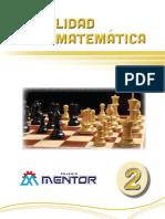 Habilidad Matemática 2DO I TRIM