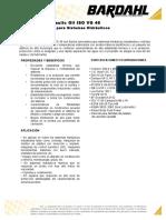 FT-Bardahl Hydraulic Oil ISO VG 46