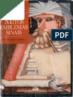 GINZBURG. Carlo. Mitos Emblemas Sinais.