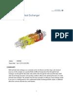 heat exchanger - report.docx