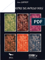 El Arte Rupestre Del Antiguo Perú - Jean Guffroy
